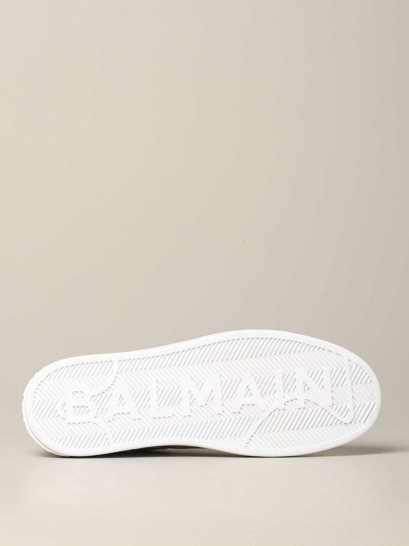 Zapatillas hombre Balmain blanco 6