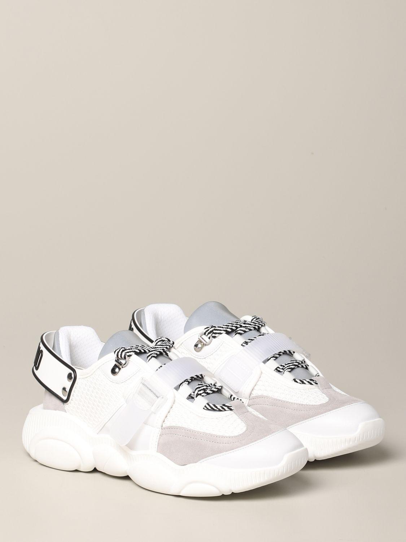 Zapatillas hombre Moschino Couture blanco 2