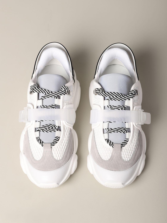 Zapatillas hombre Moschino Couture blanco 3