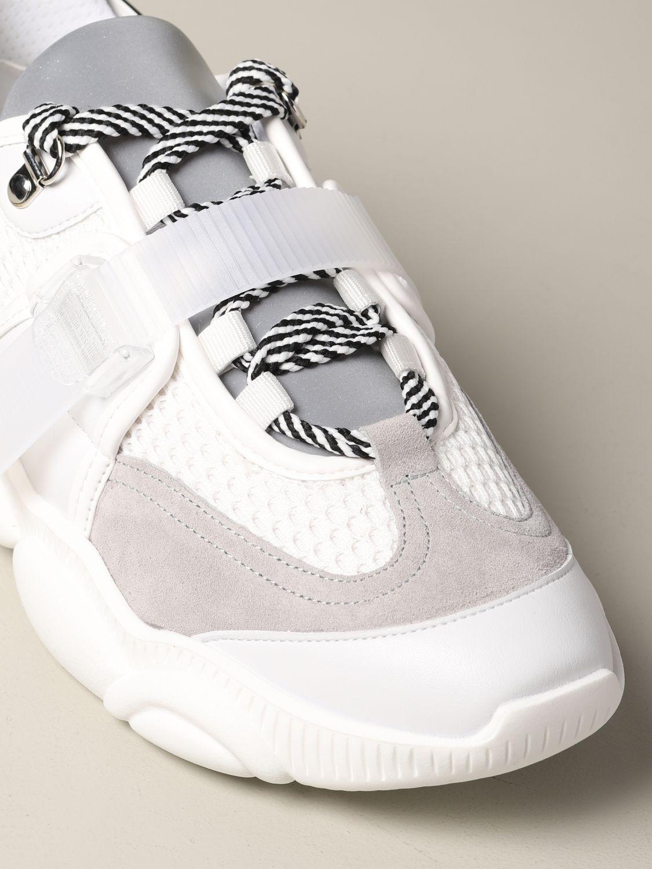 Zapatillas hombre Moschino Couture blanco 4