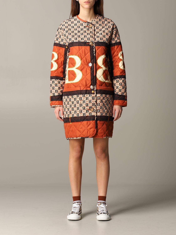 Coat Burberry: Coat women Burberry beige 1