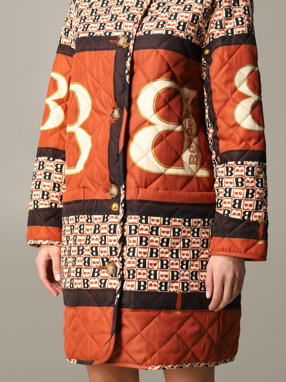 Coat Burberry: Coat women Burberry beige 4