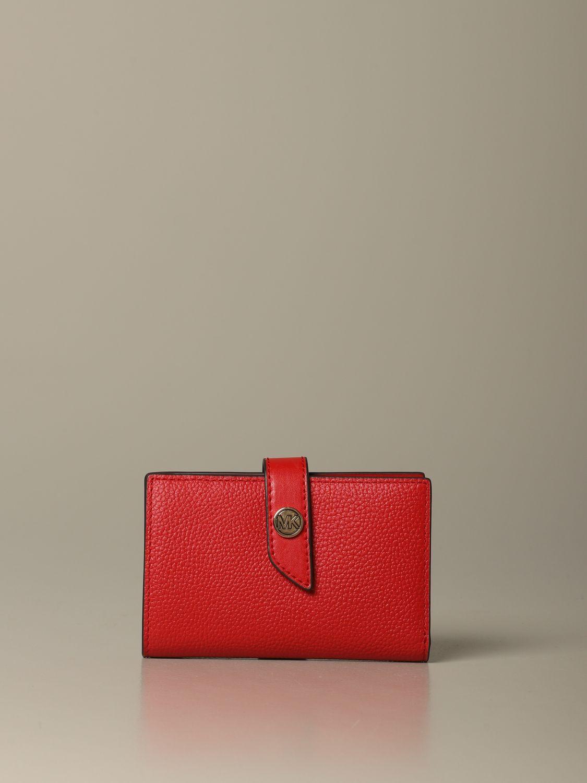 Wallet women Michael Michael Kors red 1