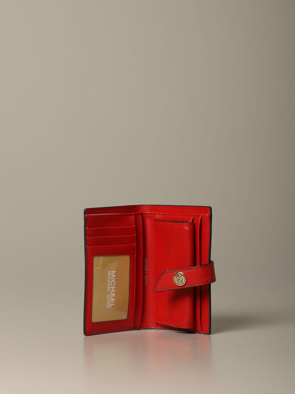 Wallet women Michael Michael Kors red 2