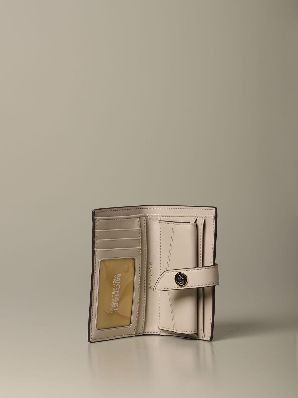 Wallet women Michael Michael Kors beige 2