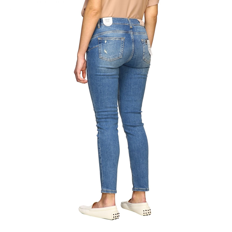 Jeans mujer Liu Jo denim 4