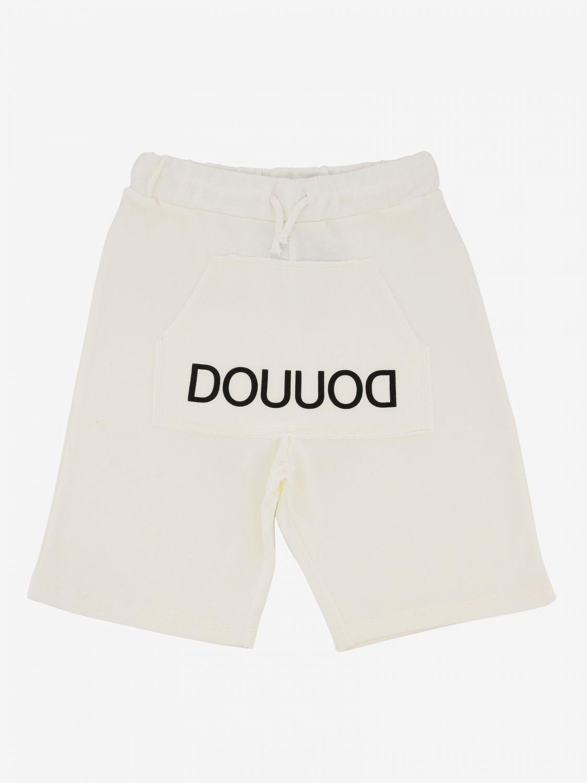 Shorts Douuod: Shorts kids Douuod white 1