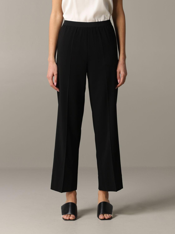Pants women Jucca black 1