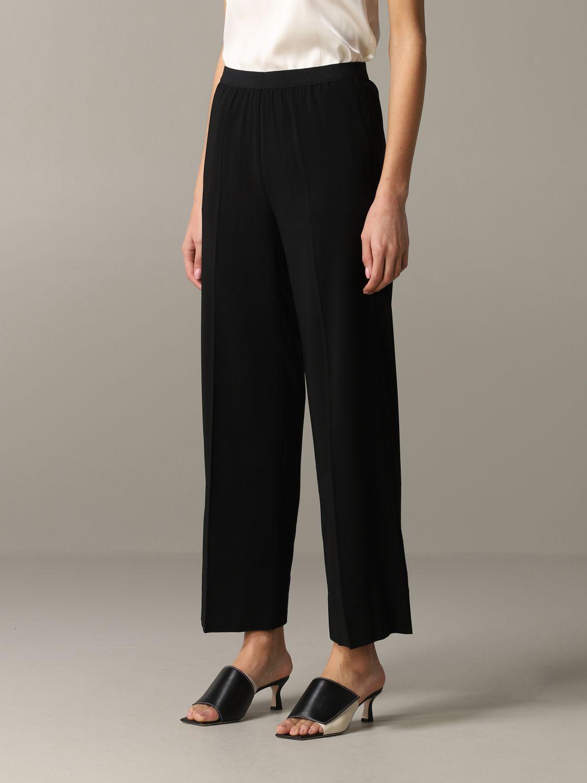Pants women Jucca black 3
