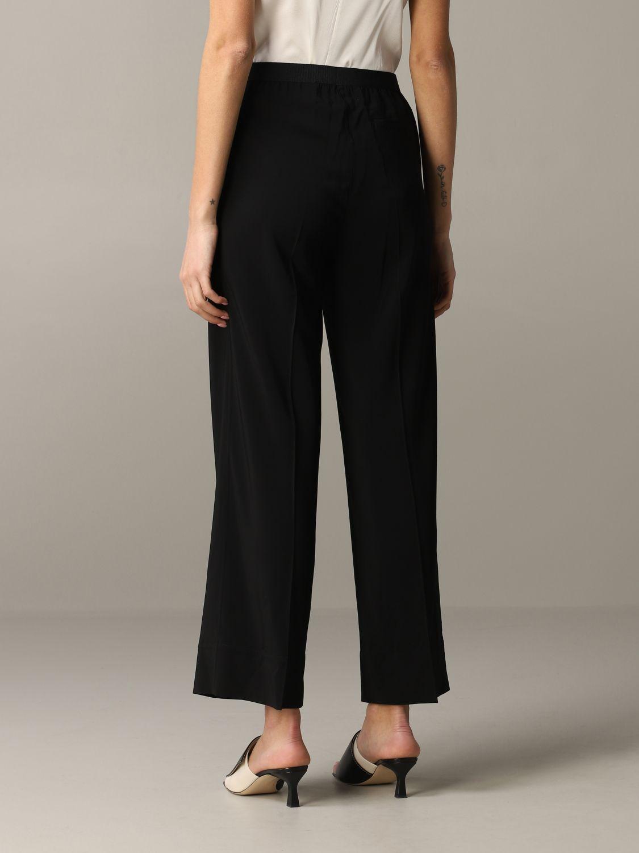 Pants women Jucca black 4