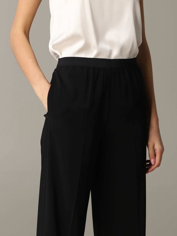 Pants women Jucca black 5
