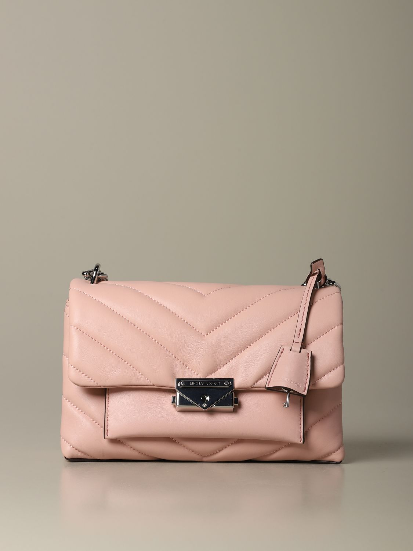 Shoulder bag women Michael Michael Kors pink 1