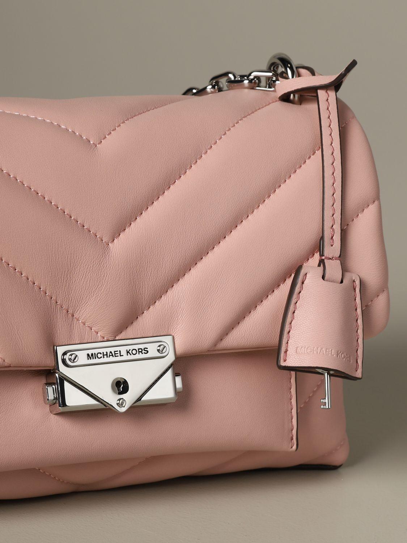Shoulder bag women Michael Michael Kors pink 3