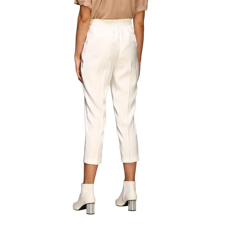 Trousers women Kaos white 2