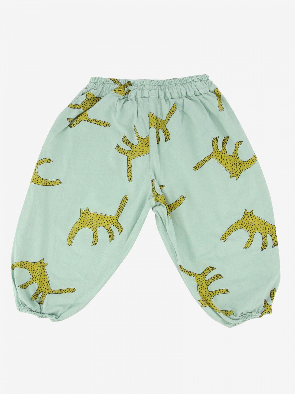 Bobo Choses 印花裤子 绿色 1