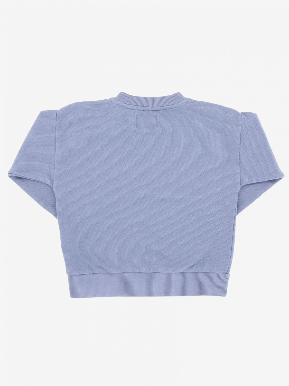 Bobo Choses sweatshirt with baby elephant violet 2