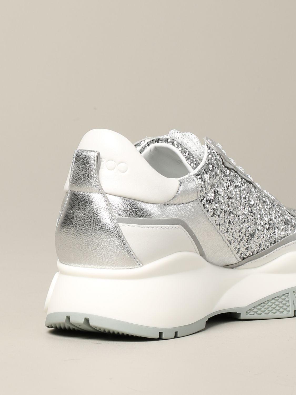 Спортивная обувь Jimmy Choo: Спортивная обувь Женское Jimmy Choo серебряный 5