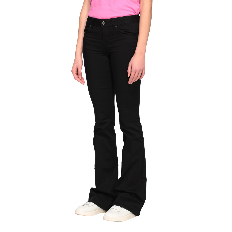 Jeans mujer Liu Jo negro 4