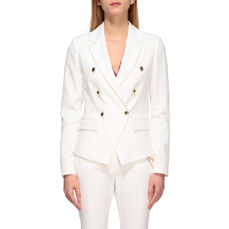 Jacket women Liu Jo white 1