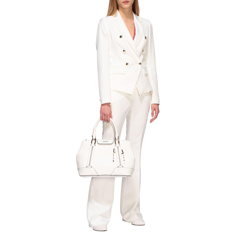 Jacket women Liu Jo white 2