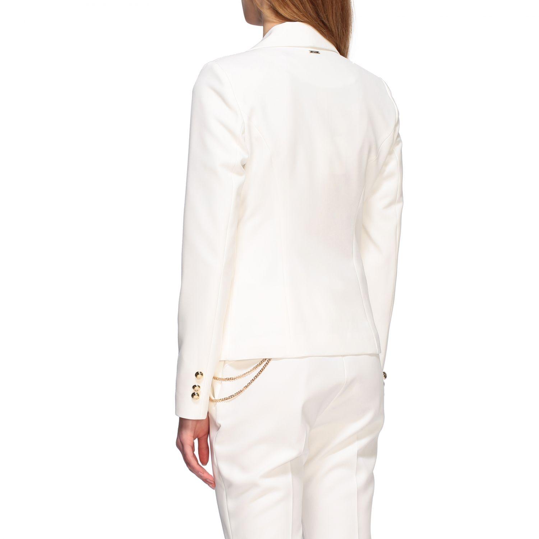 Jacket women Liu Jo white 3