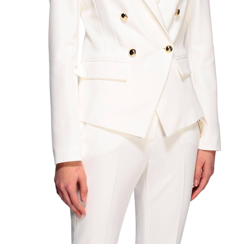 Jacket women Liu Jo white 5
