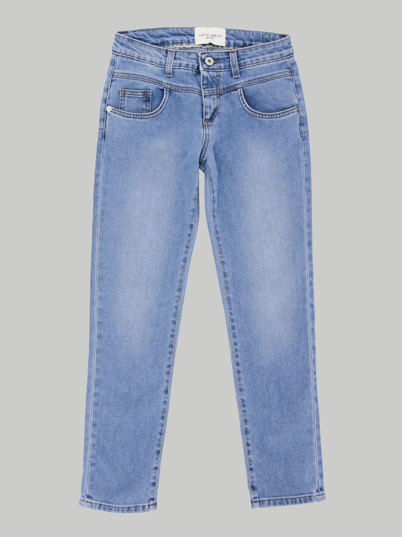 Jeans Alberta Ferretti Junior: Jeans kids Alberta Ferretti Junior blue 1