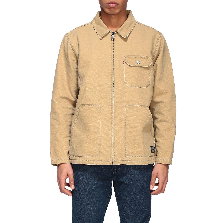 Куртка Мужское Levi's бежевый 1