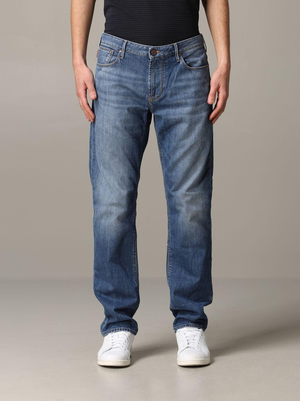 Jeans Emporio Armani: Emporio Armani Jeans denim 1