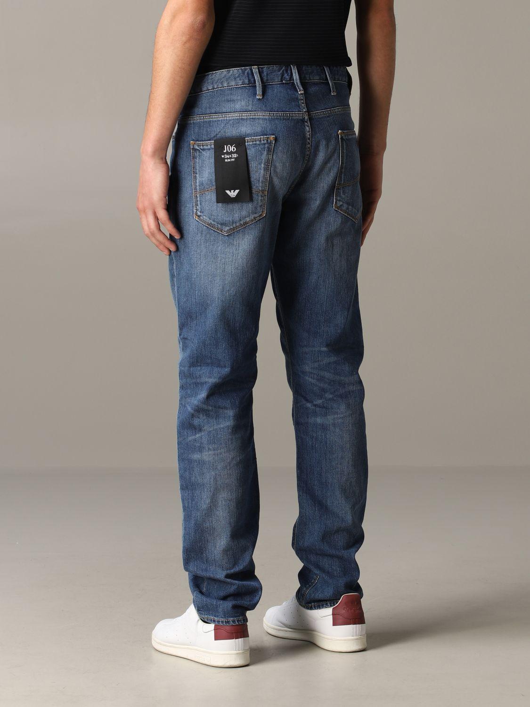Jeans Emporio Armani: Emporio Armani Jeans denim 3
