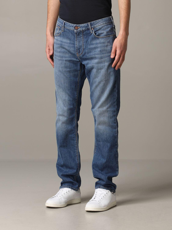 Jeans Emporio Armani: Emporio Armani Jeans denim 4