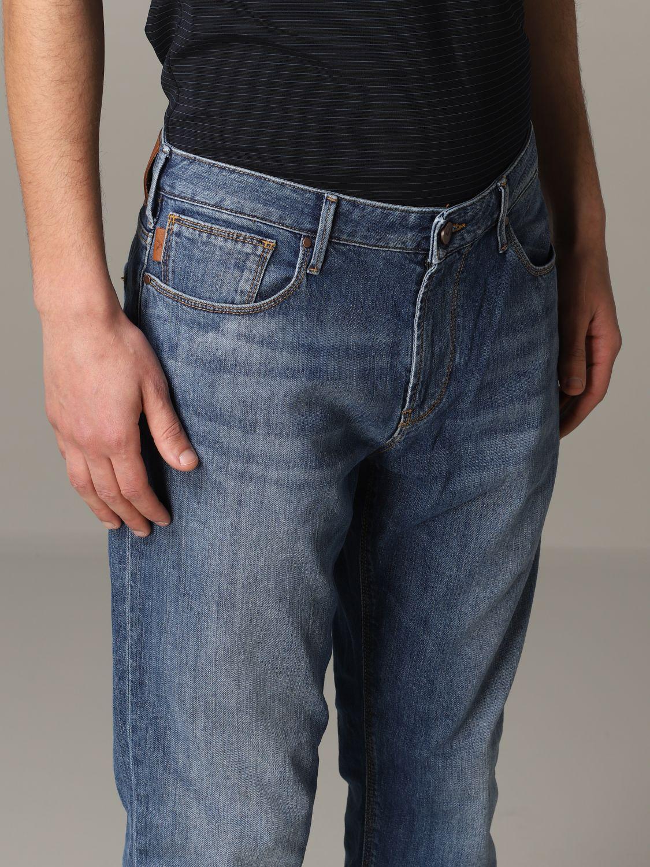 Jeans Emporio Armani: Emporio Armani Jeans denim 5