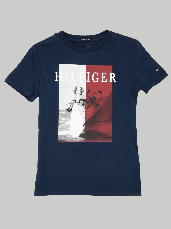 tommy hilfiger kids t shirts