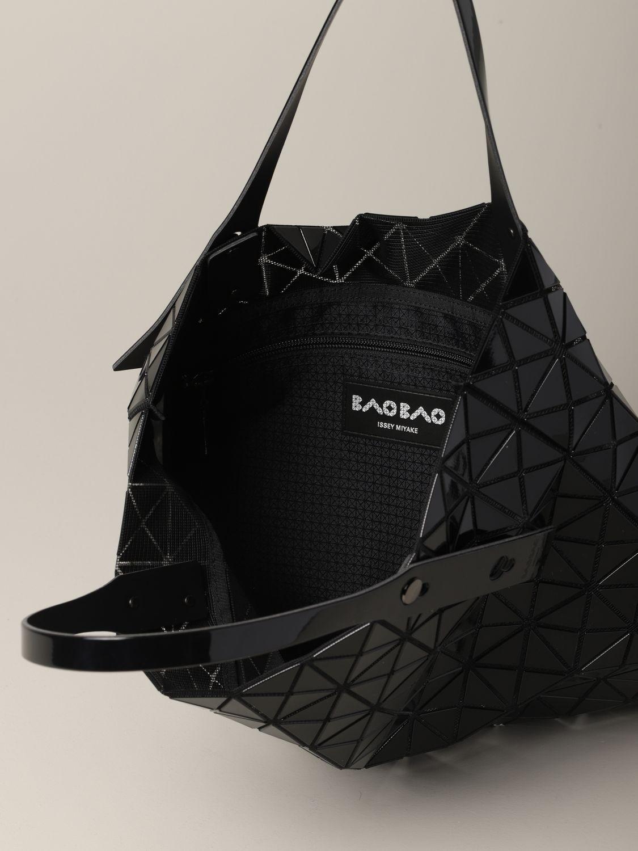 Sac Bao Bao Issey Miyake avec motif géométrique noir 5