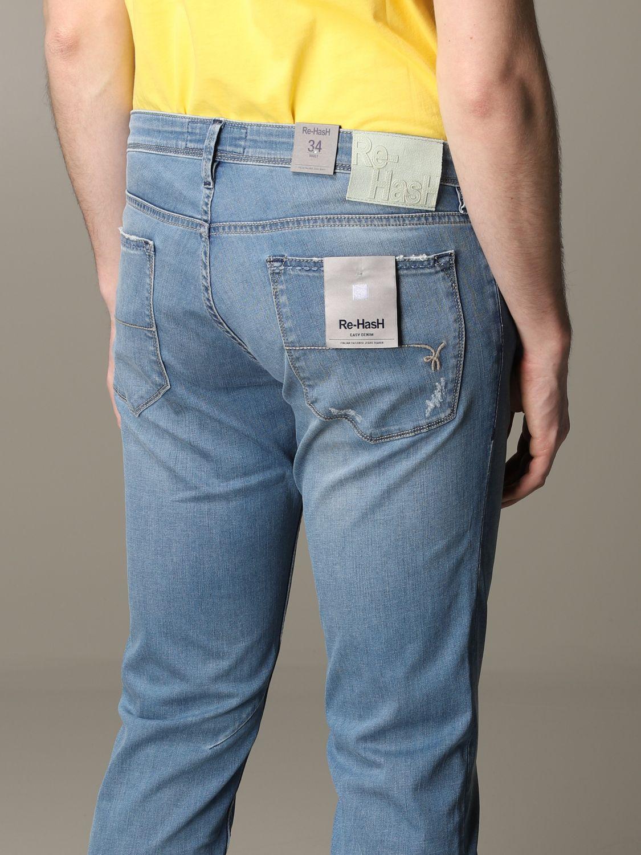 Jeans hombre Re-hash denim 5