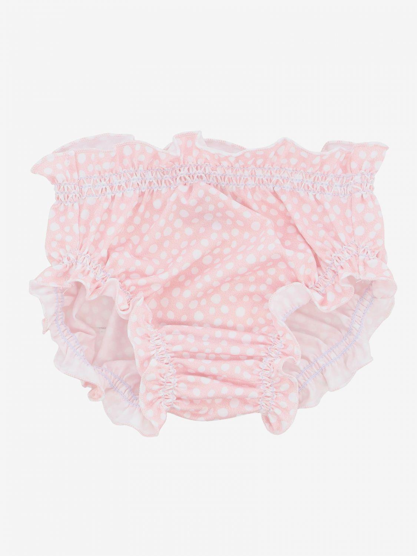 Costume Paz Rodriguez stampato rosa 1