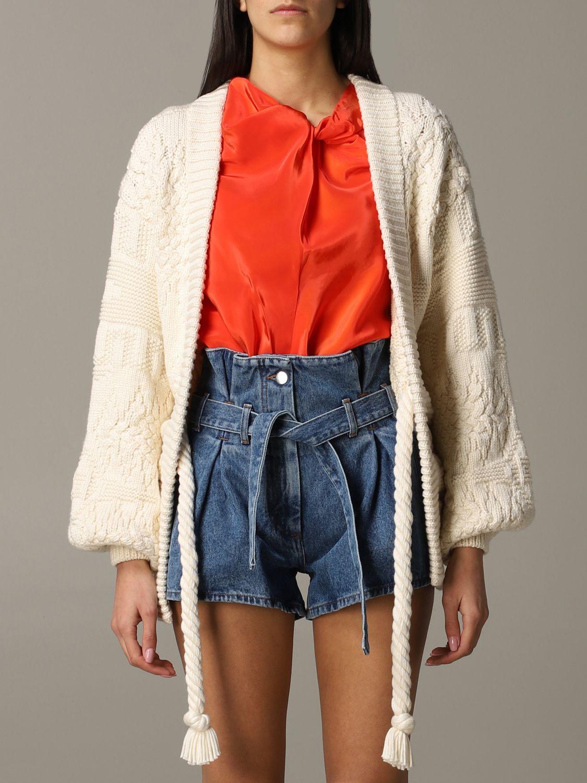 Sweater Alanui: Sweater women Alanui white 1