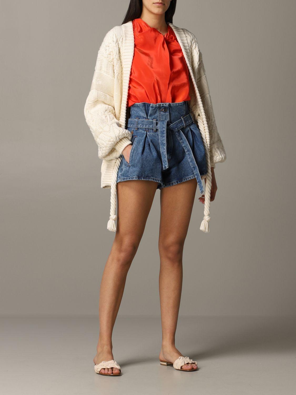 Sweater Alanui: Sweater women Alanui white 2