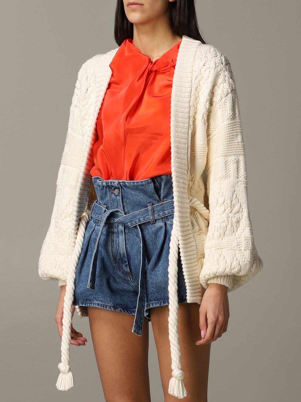 Sweater Alanui: Sweater women Alanui white 3
