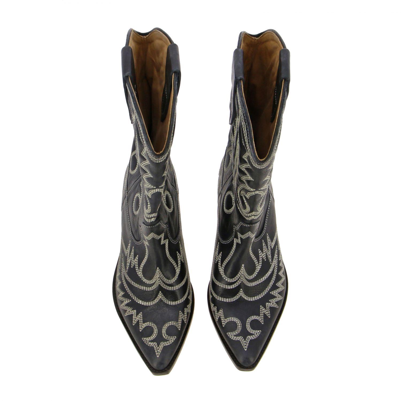 Boots women Isabel Marant black 3