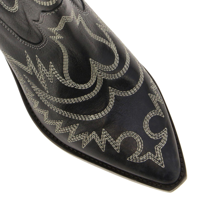 Boots women Isabel Marant black 4