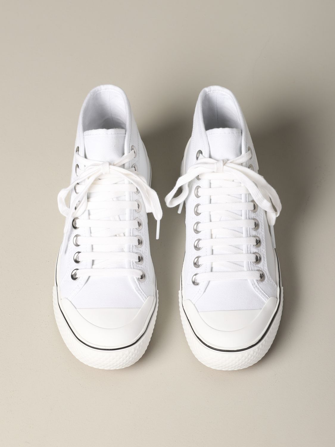 Sneakers Stella Mccartney con logo bianco 3