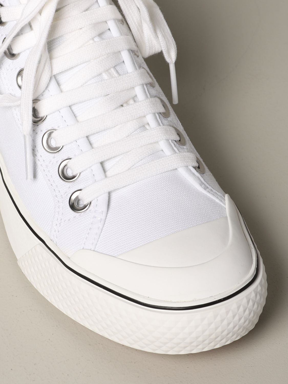 Sneakers Stella Mccartney con logo bianco 4