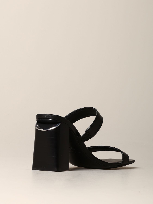 平跟凉鞋 女士 Alexander Wang 黑色 5