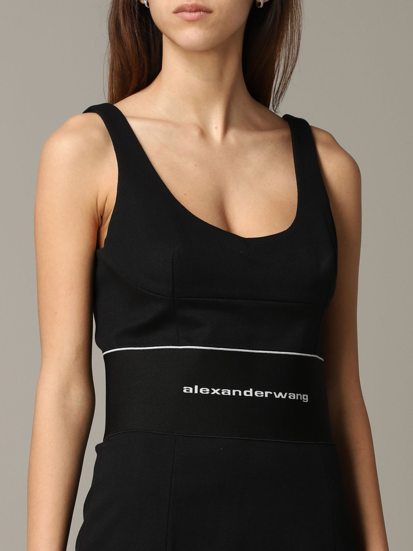 连衣裙 女士 Alexander Wang 黑色 4