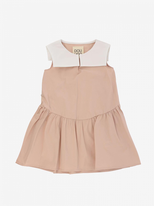 Dress Douuod: Dress kids Douuod pink 1