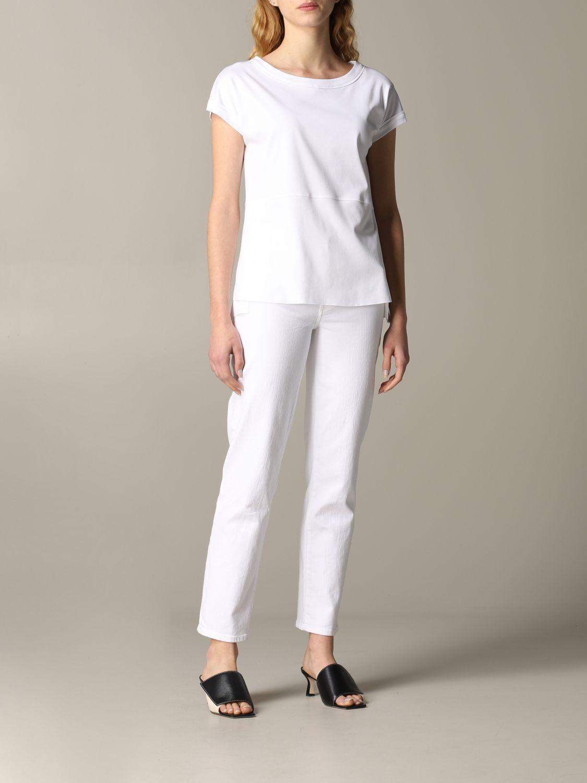 Jeans mujer J Brand blanco 2