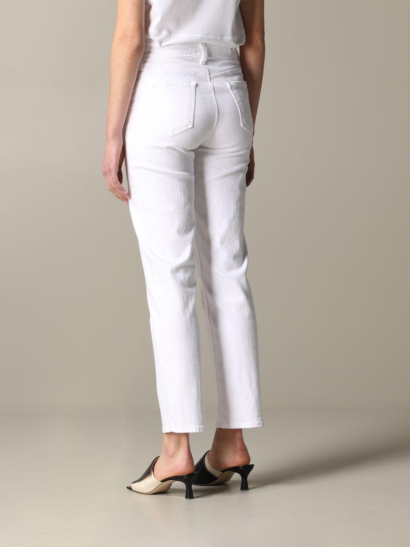 Jeans mujer J Brand blanco 3