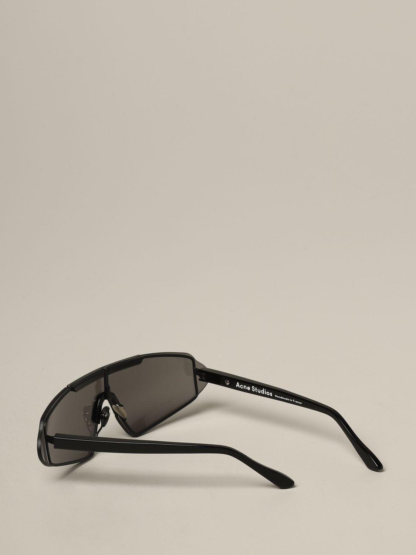 Glasses Acne Studios: Acne Studios glasses in acetate black 3