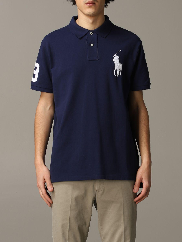 Sweater men Polo Ralph Lauren blue 1